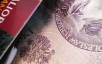 Perturbacje na rynku walut