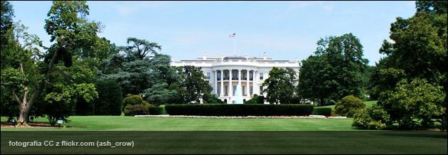 rezydencja prezydenta Stanów Zjednoczonych