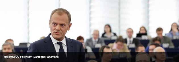 premier Polski Donald Tusk