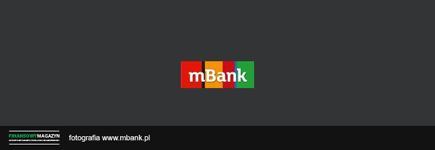 mBank duże logo
