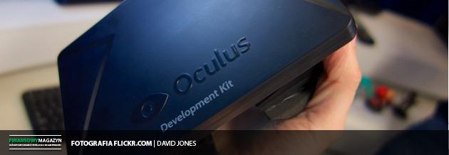 Oculus Rift okulary