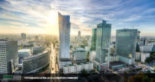 W cieniu najwyższego drapacza chmur Unii Europejskiej